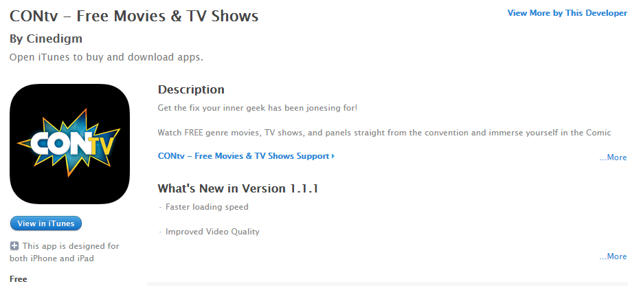 HOW TO INSTALL THE CONtv APP ON YOUR iOS DEVICE – CONtv Help